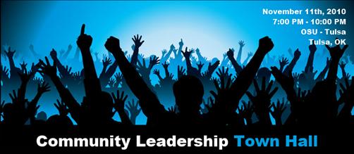 communityleadershiptownhalltulsa