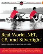 Real World .NET, C# and Silverlight