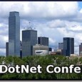 It looks like this was just posted over at CommunityCast.tv After the Tulsa TechFest this year we went around and asked several attendees and speakers what Agile Development was to […]