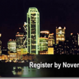 VS Live, the largest independent professional developer conference on Microsoft technologies, is coming to Dallas December 8th – 11, 2008!. I've been given a special registration code that I can […]