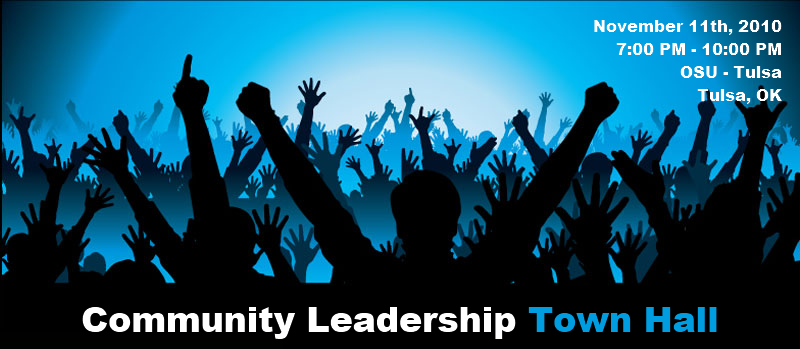 This year my friend Jay Smith has taken on the goal of spear heading a Community Leadership Town hall at the Tulsa Tech Fest. What is a Community Leadership Town […]