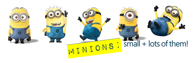 """Commits should be like Minions: small and numerous."" – @michaellperry What does that look like practically in day to day activities… well, you certainly shouldn't be going for more than […]"